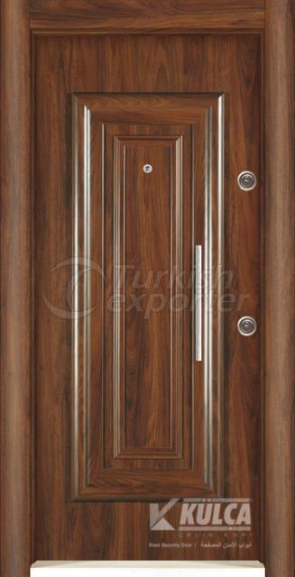 Z-9061 Exclusive Steel Door